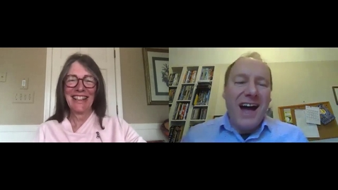 Thumbnail for entry Conversations about CVI with Dr Linda Lawrence