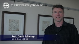 Thumbnail for entry David Tollervey - Biological Sciences- Research In A Nutshell - School of Biological Sciences -02/03/2012