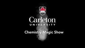 Thumbnail for entry 2015 Chemistry Magic Show - Opening
