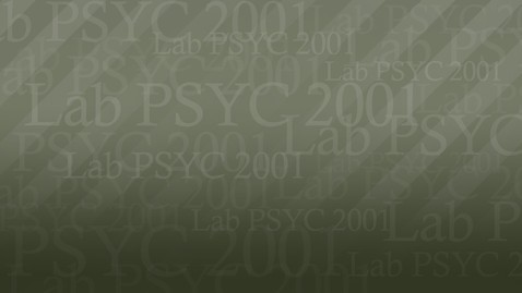 Thumbnail for entry PSYC2001 Brittany 04 MC 720P