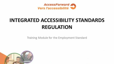 Thumbnail for entry Employment Standards
