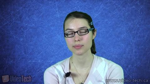 Thumbnail for entry MARIANNA Do you exercise?