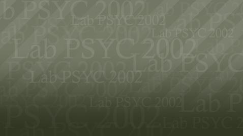 Thumbnail for entry JohnZelenski pt1 MC 720p