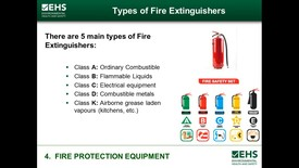 Thumbnail for entry Fire Protection Equipment