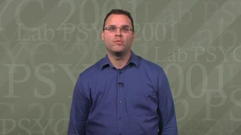 Thumbnail for entry PSYC2001 Craig02 MC 720P