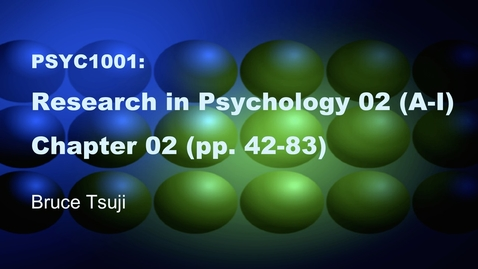 Thumbnail for entry 2014_Psyc1001_CH2_I
