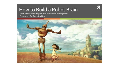 Thumbnail for entry 2015 Discovery Lecture - How To Build A Robot Brain