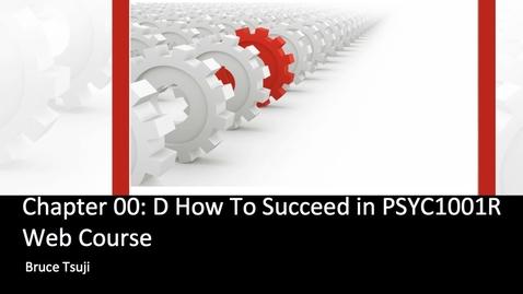 Thumbnail for entry 2015 PSYC 1001R Ch00 D PSYC 2015