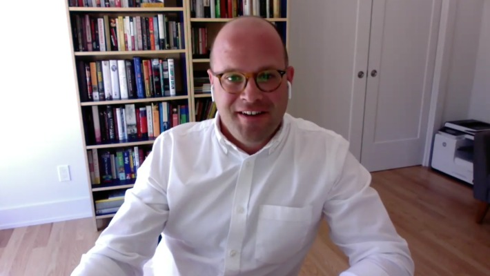 Welcome to My Online Classroom - David Hornsby