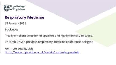 Teach-in: Rheumatology   RCP London