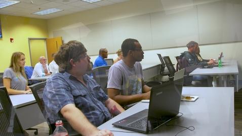 Thumbnail for entry Georgia Tech Savannah Coding Boot Camp
