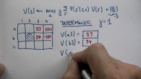 Thumbnail for entry CS6601_10. Planning under Uncertaint_Deterministic Question 3_QUES