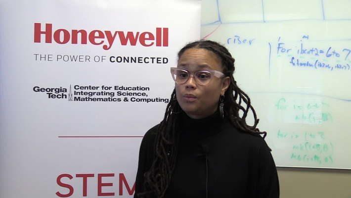 STEM Teacher Leadership Program at Georgia Tech sponsored by Honeywell