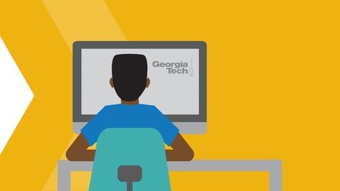Thumbnail for entry Georgia Tech Online