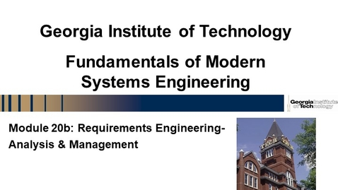 Thumbnail for entry REM_ASE6001 Mod 20 pt 2_Requirements Engineering