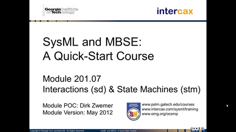 Thumbnail for entry SMQS_Module_201.07a_Interactions_and_Sequence_Diagrams