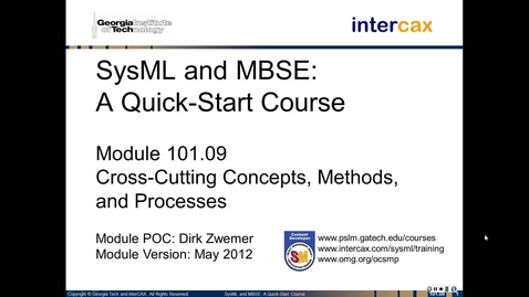 Thumbnail for entry SMQS_Module_101.09_Cross-Cutting_Concepts_Methods_Processes
