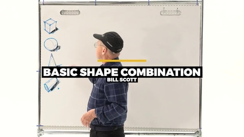 Thumbnail for entry Basic Shapes Combination