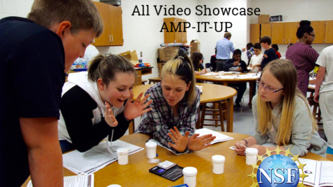 Thumbnail for entry NSF STEM for All Video Showcase 2017 - Featuring AMP-IT-UP