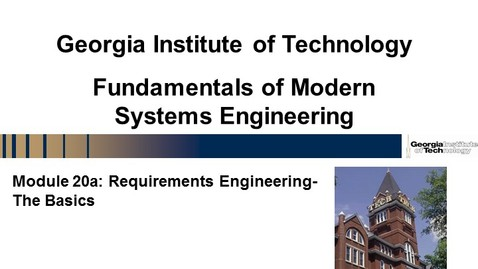 Thumbnail for entry REM_ASE6001 Mod 20 pt 1_Requirements Engineering