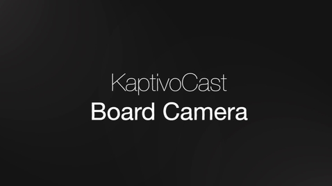 Thumbnail for entry Kaptivo Board Camera Demo - GT Clough 152