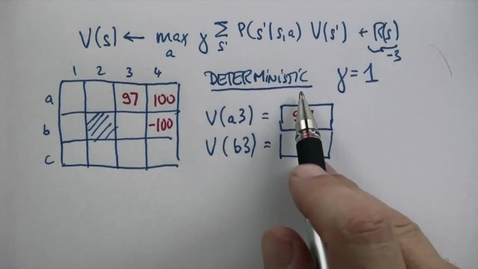 Thumbnail for entry CS6601_10. Planning under Uncertaint_Deterministic Question 2_ANS
