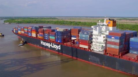 Thumbnail for entry Supply Chain and Logistics at Georgia Tech-Savannah