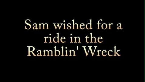 Thumbnail for entry SamRidesWreck_Slideshow