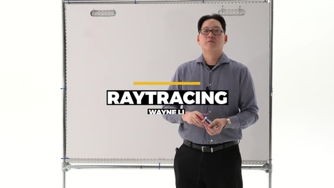 Thumbnail for entry Raytracing