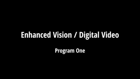Thumbnail for entry SIGGRAPH 2016 - Digital Art Committee Program 1