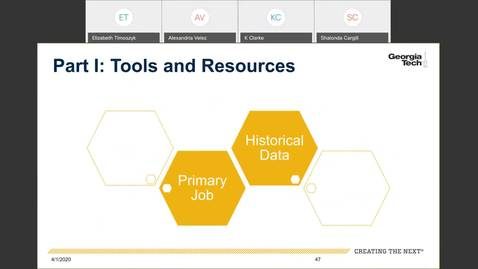 Thumbnail for entry Workforce Administration -- Tools and resources: primary job and historical data