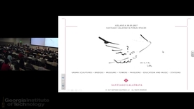 Thumbnail for entry Santiago Calatrava Public Spaces