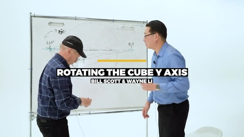 Thumbnail for entry Rotating The Cube (Y-Axis)