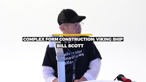 Thumbnail for entry Complex Form Construction - Viking Ship