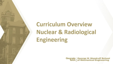 Thumbnail for entry NRE Curriculum Overview