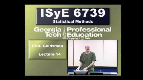 Thumbnail for entry ISYE_6739_Lecture_14