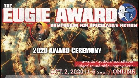 Thumbnail for entry The Eugie Awards: 2020 Award Ceremony