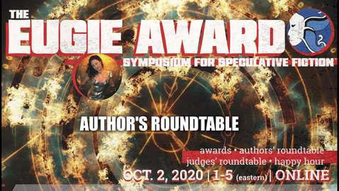 Thumbnail for entry The Eugie Awards: Author's Roundtable