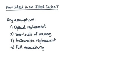 Thumbnail for entry CS6220_Cache-Oblivious Algorithm_How Ideal is an Ideal Cache?
