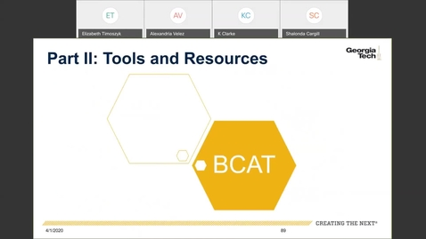 Thumbnail for entry Workforce Administration -- BCAT