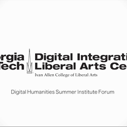 Thumbnail for channel Digital Integrative Liberal Arts Center (DILAC)