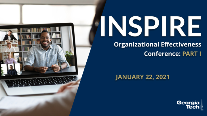 Thumbnail for channel Organizational Effectiveness Conference Part 1: Inspire