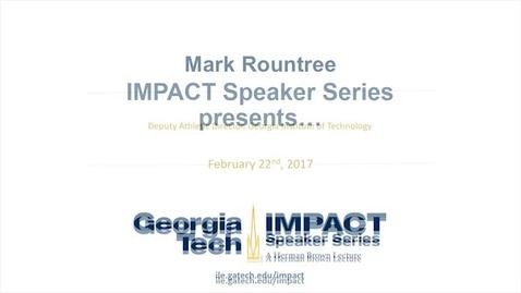 Thumbnail for entry Mark Rountree