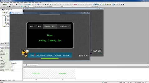 Thumbnail for entry Learn AMX Coding - Building a Presentation Record Timer
