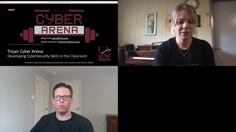 Thumbnail for entry The Cyber Gym: Safely and Cost-Effectively Developing Cybersecurity Skills
