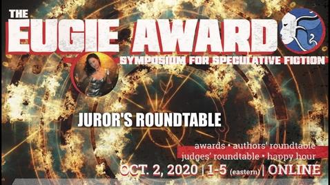Thumbnail for entry The Eugie Awards: Juror's Roundtable