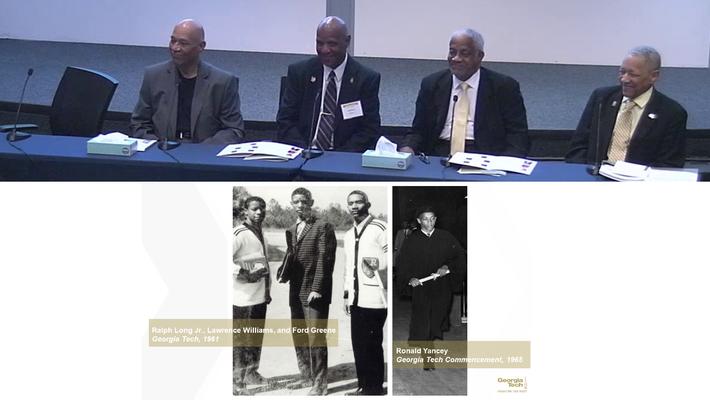 Recognizing Our Past: Georgia Tech's Racial Diversity Journey