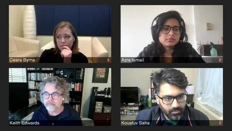 Thumbnail for entry GVU Center Foley Scholar Talks — Spring 2021