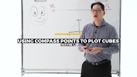 Thumbnail for entry Using Compass Points To Plot Cubes