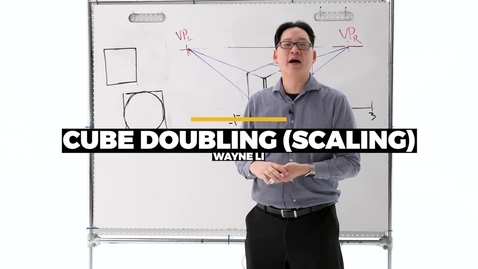 Thumbnail for entry Cube Doubling (Scaling)